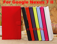 Leather Case Tablet Case Stand Case Leather Pouch  For Asus Google Nexus 7 2n Generation