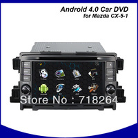 Android Car DVD Player for 2012 MAZDA CX-5 ;MAZDA Android;android mazda cx-5