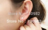 pure 14k  glod  women  Earrings small guitar   earrings  fashion jewelry free shipping