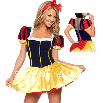 Game clothes maidservant costume, sexy performance clothing, modern cosplay party costume