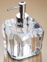Soap bottle soap dispenser lotion bottle household wedding gifts crystal