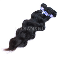 "Queen Hair Products Brazilian Body Wave,100% human virgin hair Mixed Lengths(12""-30""), Unprocessed Natural Hair Extensions, 5A"
