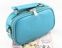Cosmetic bag wallet coin purse small bag small cross-body bag multifunctional high quality women's handbag