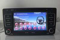 3G Functions Wheel Control Hot selling in Russia, Car DVD player For SKODA Octavia with GPS FM Bluetooth IPOD ATV Radio
