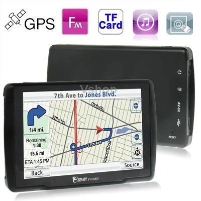 GPS-навигатор X 7 5.0/800 480 TFT GPS 4 FM gps навигатор в киеве отзывы форум