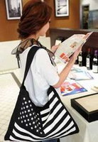 2012 fashion casual all-match fashion flag canvas bag messenger bag female bags