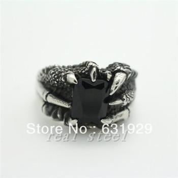 Stainless Steel Rings Blackstone