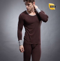 men termal set Modal male long underwear for winter long john john men thermal underwear pyjamas Free shipping