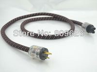 2Meter High-End US Plug P-029 Audio AC power Cable AC Mains cord