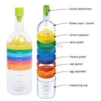 Bin 8 Tools Bottle Like Kitchen Tool