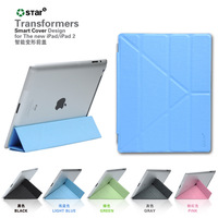 Free shipping The new  for apple   ipad3 ipad2 holsteins protective case smart cover shell
