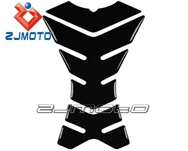 Black Tank Pad Protector Gas motorcycle UNIVERSAL For DERBI BENELI APRILIA YAMAHA HONDA SUZUKI BMW KAWASAKI BIKE FREE SHIPPING(China (Mainland))