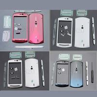 Oranginal New Housing Fascia Cover Case for Sony Ericsson Xperia Neo V MT11ia  MT11i  MT15i  free shipping
