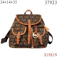 Free Shipping Wholesale Hot Sell 2013 FashionWomen's PU Leather Backpack Girls' School Bags size 34cm*14cm*35cm