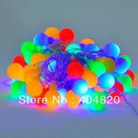 2014 fashion 10M 60LED Decorative String Fairy Light Colorful Christmas 220V EU Plug