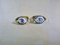 2013 New Items 1PCS Retro Punk Evil Eye Rings Jewelry Free Shipping