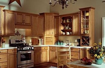 Antique Solid Wood Cabinet  (AGK-088)