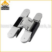 3d hidden hinge hidden door hinges adjustable door hinges