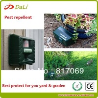 Electric Bird Pigeon Hawks Repeller/ Bird Pest Chaser/ PIR Ultrasonic Repellent