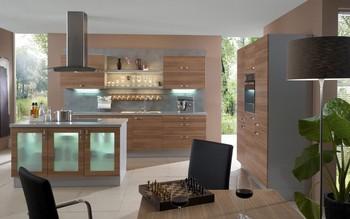 Custom Made Kitchen Cabinet  (AGK-083)