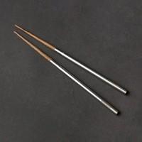 Newrea wenge folding chopsticks eco-friendly portable tableware jcbzdzc - p