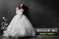 2013 quality long trailing wedding dress wedding dress long trailing wedding dress