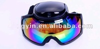 2013 New 8GB TF Card Ski Sport glasses HD 720p video camera Goggles Sunglasses DVR have tracking number free shipping