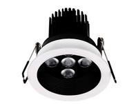 Led spotlight led downlight lighting ceiling light led10w spotlights full set nled104d
