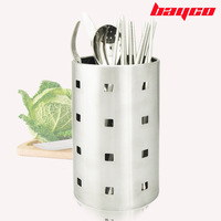 Stainless steel chopsticks tube chopsticks cage drain rack high quality tableware cage chopsticks rack