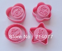 8pcs Fondant Cake Decorating Sugarcraft tools Chocolate Candy Biscuit Cookie Cutter
