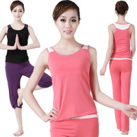 Jinnah gita 2013 yoga clothes set female yoga dance workout clothes