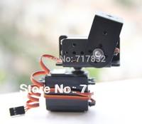 2 DOF Short Pan and Tilt Servos Bracket Sensor Mount kit for Robot Arduin compatible MG995