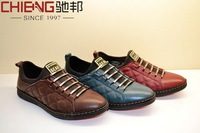 Summer shoes genuine leather business casual leather the trend of fashion male shoes