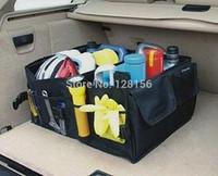 free shipping Folding car trunk glove bag car storage bag tools grocery bags storage bag  car accessories