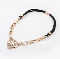 fashion leopard head  design men necklace animal pendant  free shipping