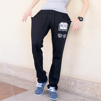 Autumn and winter casual all-match brief health pants straight slim casual male health pants small recommended