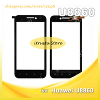 Original Replacement Parts for Huawei Honor U8860 Touch Screen Digitizer with logo free ship
