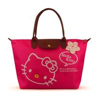 Sanrio Hello Kitty Women Waterproof Bag Women Shopping Bag Printing Message Bag Brand Handbag Women Travel Bags Women Hanbag
