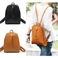Free shipping Designer small backpacks for women 2013,fashion casual teenagers school bags,women's leather backpacks,3 colors