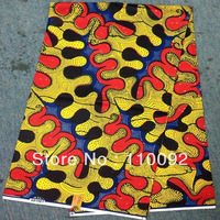 most popular design100% cotton super wax fabric,african pattern real wax fabric prints ,hollandais wax fabric (dsw43)