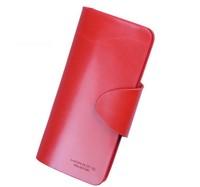 Harrms women's long design wallet Classic women's wallet genuine leather long wallet , female day clutch wallet