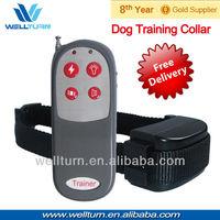 4 in1 vibration+static+3 level whistle+led China dog bark control barking collar  ,dog accessory-1000m Free shipping