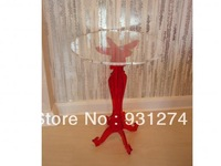 Aodern Round Acrylic Coffee Table/Lucite Side Table/EuropeanTea Coffee Table/Plexiglass Table/Acrylic Home Furniture
