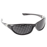 Corrective glasses x-7127 pinhole glasses pinhole glasses myopia