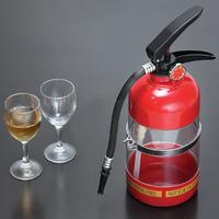 Creative extinguisher water dispenser / mini fire bucket dispenser beer machine / single gun beverage machine / beverage unit