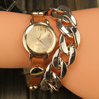 Free Shipping~2013 New Arrival Hot Selling Korean Ladies Bracelet Watches,Quartz  Watch,Jewelry watches For Women,Best Gift#W043