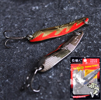 Paillette lure fish spoon lure hard bait paillette fishing supplies