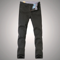 British style fashion men's clothing elastic men's trousers casual pants autumn and winter new arrival 2013