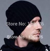 2014 Direct Selling Hats Hat Skullies Ski Cap And Winter Hat Plain Pocket Men's Hip-hop Knitted Hiphop Toe Neff Beanie Burton