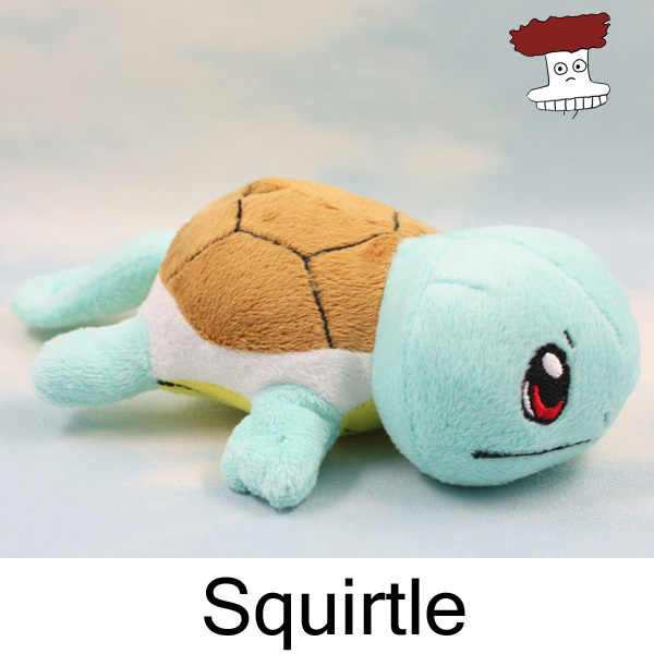Squirtle Plushie 69